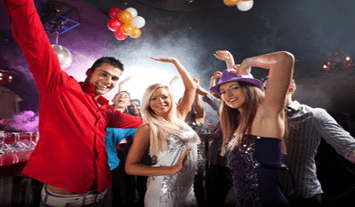 stag party events