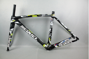 carbon bike frame